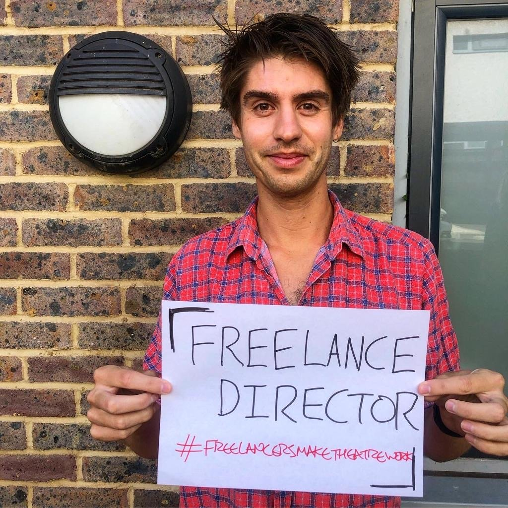 Photo of a freelancer director