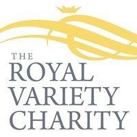 Royal Variety Charity logo