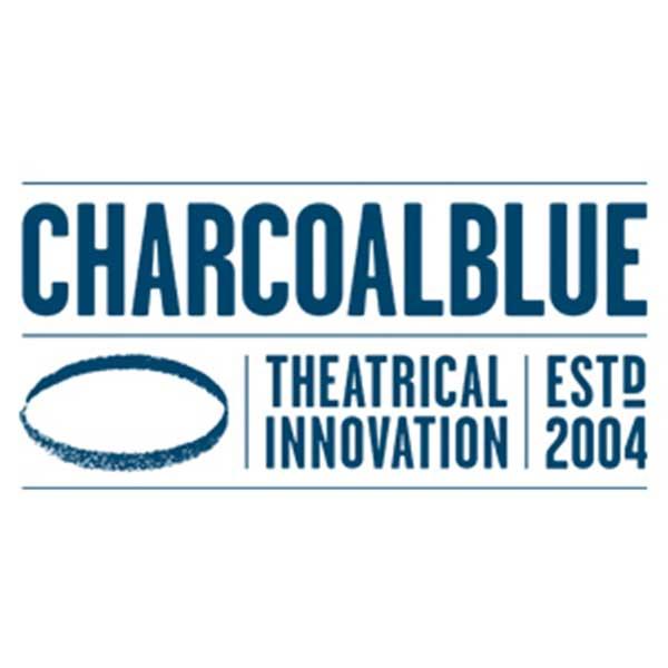 Charcoal Blue Logo