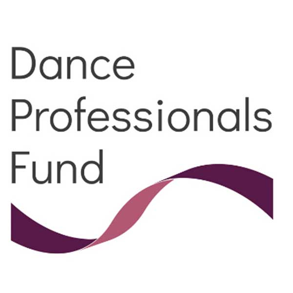 Dance Professionals Fund logo