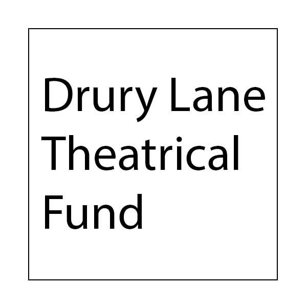 Drury Lane theatrical Fund logo