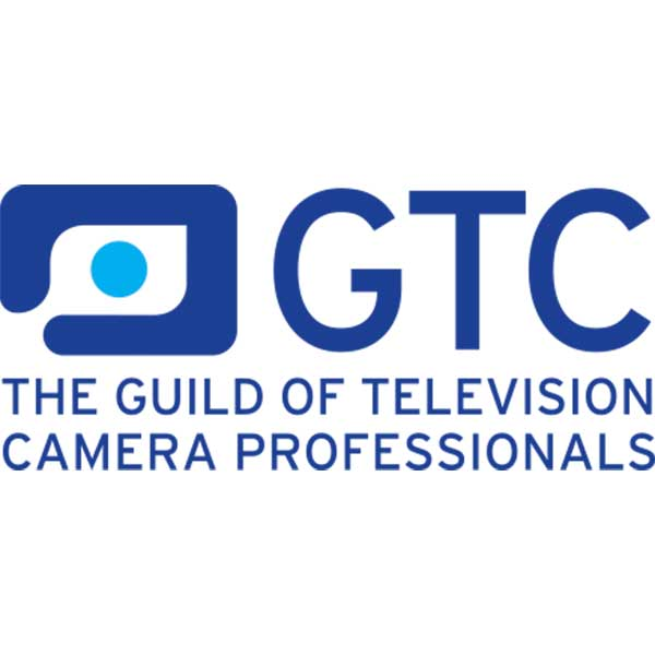 The Guild of Television Camera Professionals logo