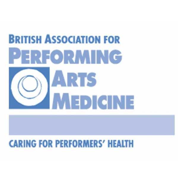 British Association for Performing Arts Medicine logo