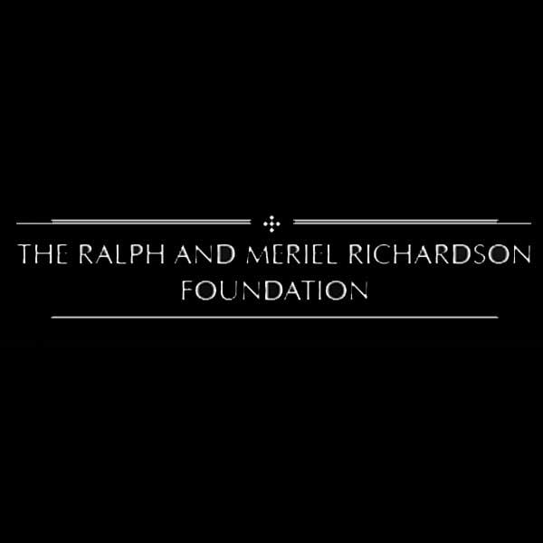 The Ralph and Meriel Richardson Foundation logo