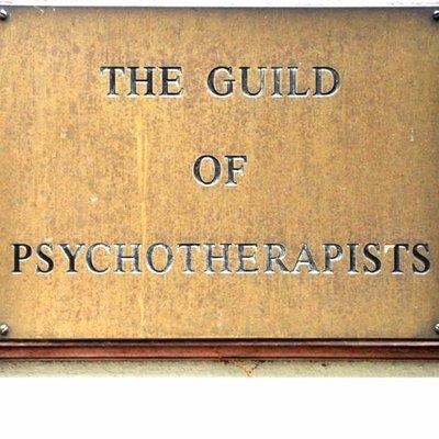 Guild of Psychotherapists logo