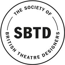 THE SOCIETY OF BRITISH THEATRE DESIGNERS logo