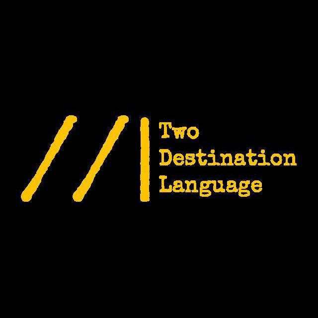 Two Destination Language logo
