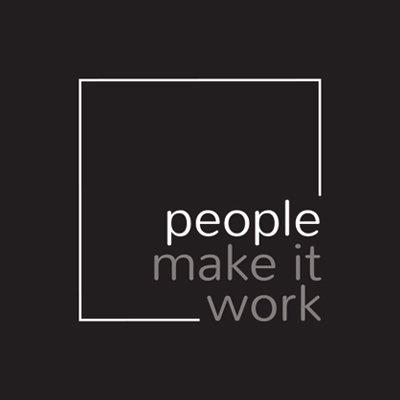 People make it work logo