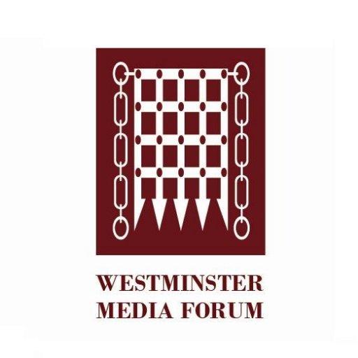 Westminster Media Forum logo