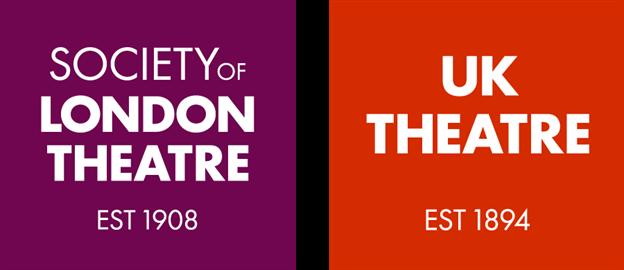 SOLT and UK Theatre logos