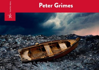 Teatro Read de Madrid Delays 'Peter Grimes' Opening