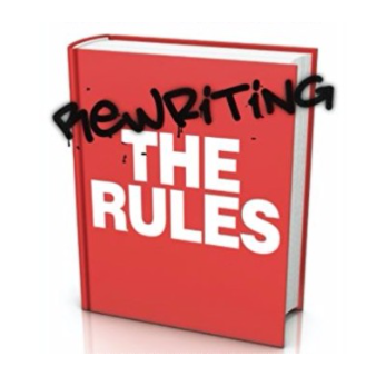 Rewriting the rules logo