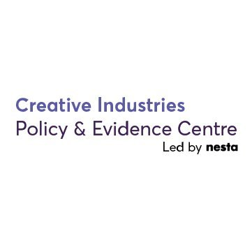 The Creative Industries Policy and Evidence Centre logo