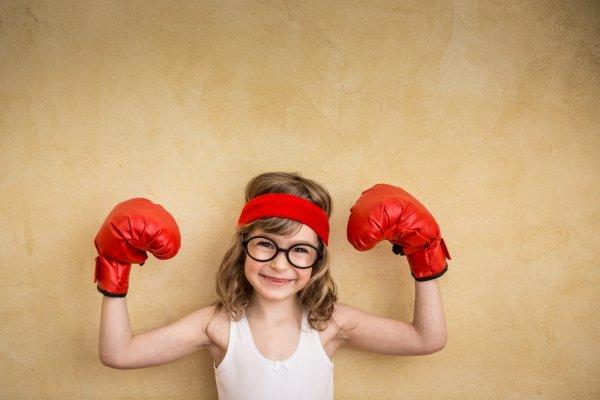 Kids Zoom Boxing
