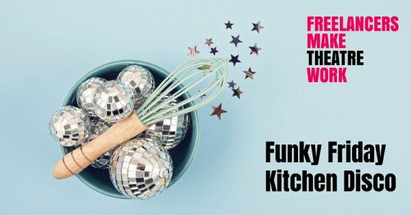 Funky Friday Kitchen Disco