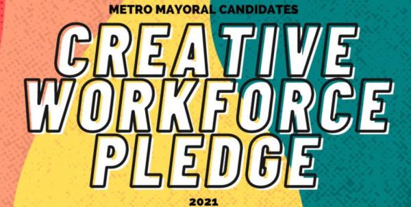 The Creative Workforce Pledge