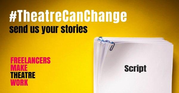 #TheatreCanChange Campaign